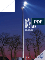 Mâts DE grande hauteur - PDF