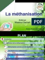 Samah Maaloul (méthanisation)