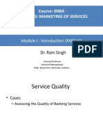 Case Study Quality Assessment
