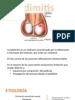 Uretritis y epidemitis (1)