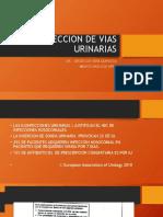 INFECCION DE VIAS URINARIAS ITUs