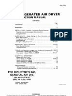 Refrigerated Air Dryer GRD1-15-85