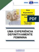 Uma Experiencia Definitivamente Feminina
