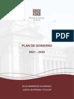 Plan de Gobierno ElviaBarrios