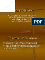 Commercial law (1)