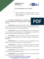 Resolução Nº 02-2020 - Implanta o PDV Na EMPAER - Atualizada Novembro