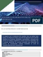GUIA PARA LA ELABORACION DEL PLAN EXPORTADOR.pptx
