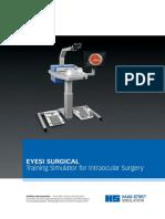 Eyesi Surgical Brochure