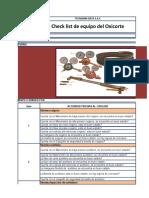 FI-TDMTO-003 Check List de Equipo Oxicorte