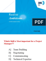 PMF-Project Communications