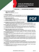 FISPQ - GRAXA PARA CHASSI CA2 38474; 38482 EDIT