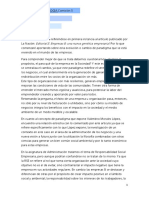 Empresas B - Epistemologia - Administracion