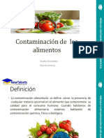CLASE 5 Contaminacion de Los Alimentos (MODIFICADO PARA SUBIR)