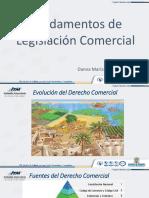 Fundamentos de Legislación Comercial