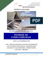 XMajes-INFORME DE COMPATIBILIDAD