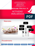 Farmacologia Practica 7 Actividad analgésica