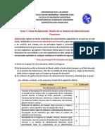 Tarea 7. Tarea de Aplicación ADF