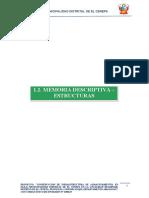 1.2 M.D. Estructuras