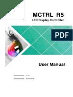 MCTRL-R5-LED-Display-Controller-User-Manual-V1.0.2