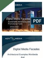 digital media facades