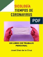PSICOLOGÍA EN TIEMPOS DEL CORONAVIRUS - JOSÉ DÍAS DE LA CRUZ