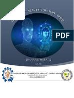 module week 1 ict final