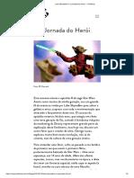 Luke Skywalker e a Jornada do Herói — Polifonia