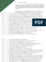 Ejercicio de identificación de función de FN en cláusula matriz y cláusula relativa
