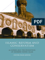 Indira Falk Gesink - Islamic Reform and Conservatism_ Al-Azhar and the Evolution of Modern Sunni Islam (Library of Modern Religion) (2009).pdf