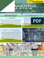FUNDAMENTOS DE LA ETICA DEONTOLOGÍA INFOGRAFIA