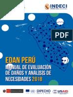 MANUAL EDAN PERU 2018 - INDECI