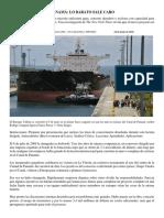 Caso de estudio - El Nuevo Canal de Panamá