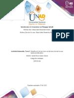 Tarea 2- Formato - Elaboración de la entrevista a un directvo- docente en ejercicio