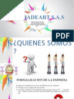 Proyecto Madeart II semestre