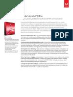 acrobatxpro_datasheet