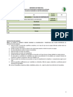 Formato para informe de practicas