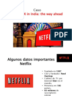 Analisis caso NETFLIX in India