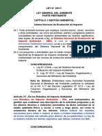 ECAs y LMPs - MATERIAL DE EXAMEN