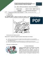 Guía Química - Segundo Periodo