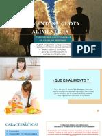ALIMENTOS Y CUOTA ALIMENTICIA4