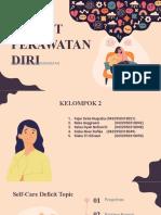 Kep Jiwa + Defisit Perawatan diri + Siska Noor Rofika + 0432950318049.pptx