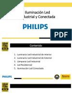 Philips - Iluminación Led industrial y conectada