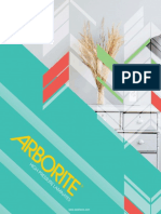 Katalog HPL Arborite 2021