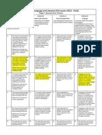 paper 1 assessment criteria  first exams 2021 - hl sl