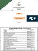 Pune metro contract documents