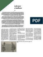 Ganzenschade Sneon en Snein 1990