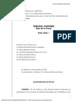 Ejecutoria 1-2019 Oriol Junqueras Vies