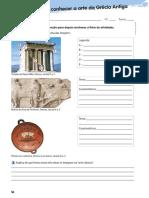 História - Ficha Arte grega