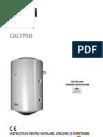 Manual Boiler Calypso