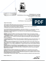 Lettera Al Soprintendente Per Centrale Del Latte Febbraio 2011